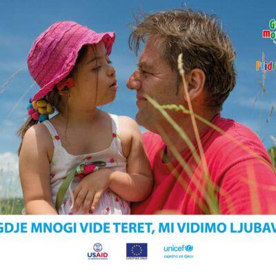 UNICEF Billboard Campaigns